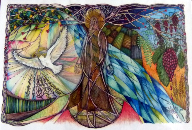tree of life Mary Fleeson